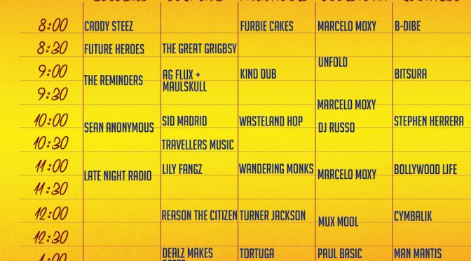 JUNE 26 shredsched