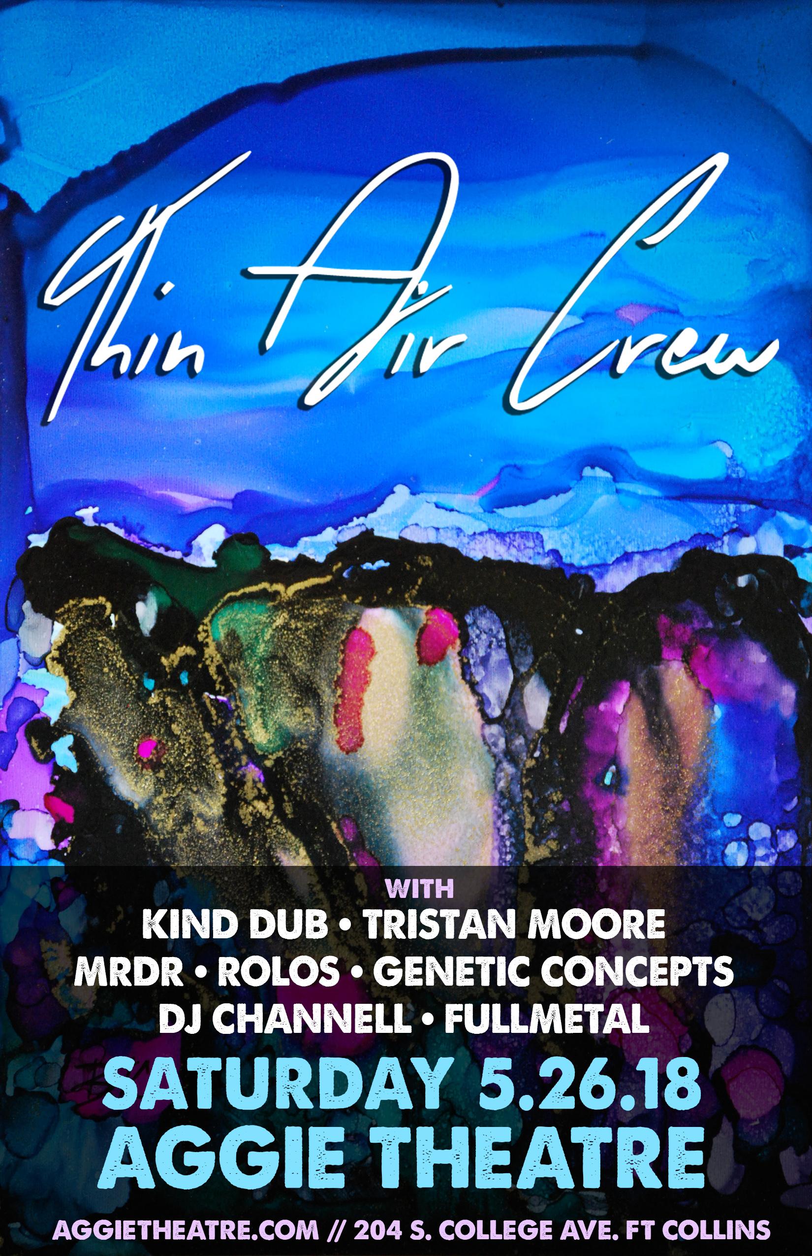 2018-05-26 - Thin Air Crew