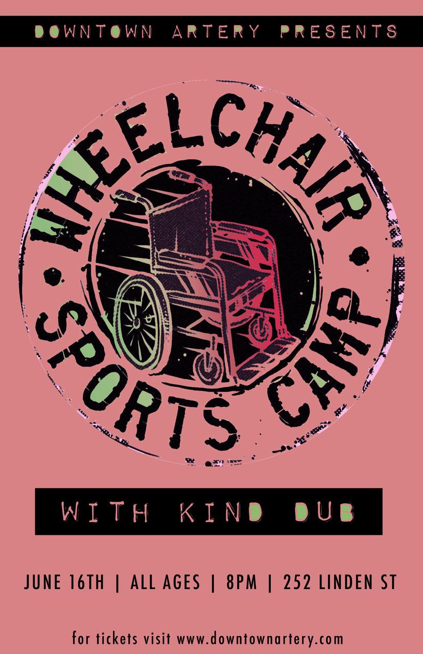 Wheel Chair Sports Camp