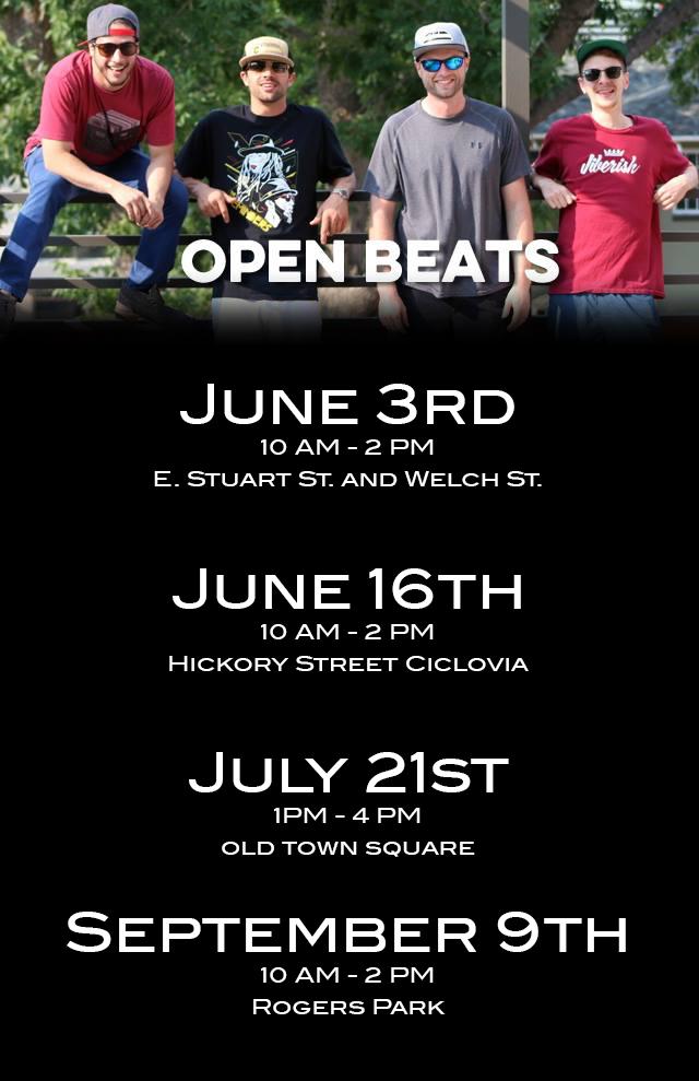 Open-Beats