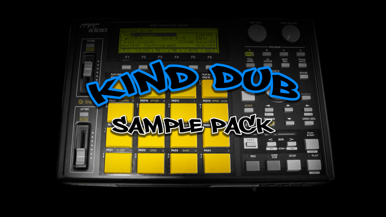 Kind Dub Sample Pack