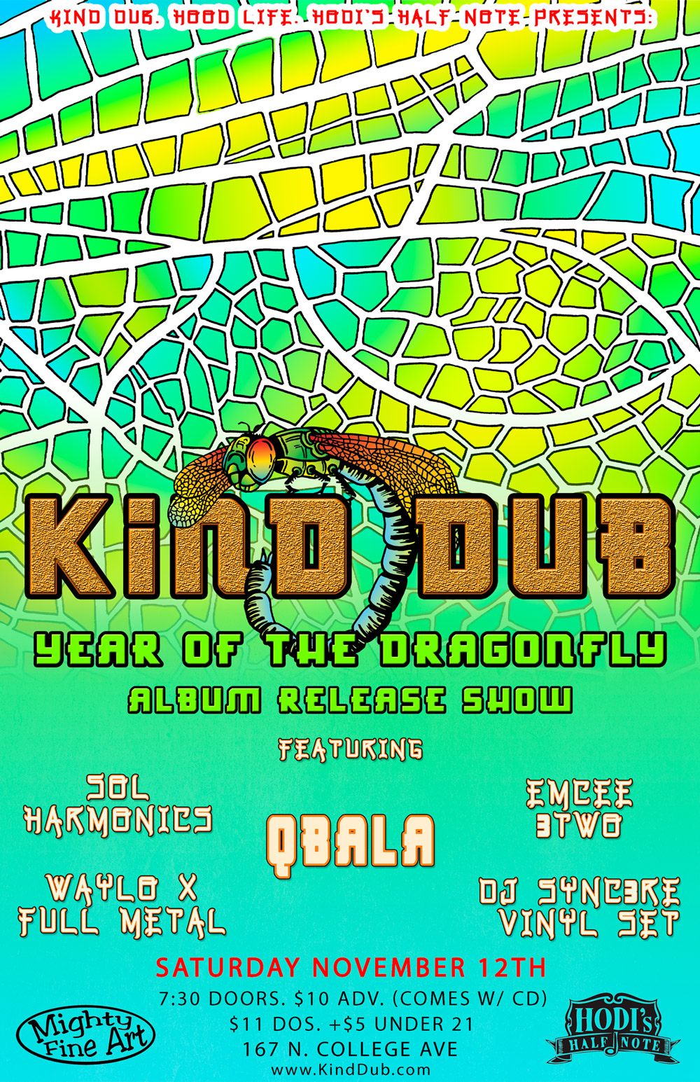 Kind-Dub-Year-Of-The-Dragonfly-Release-Poster-web