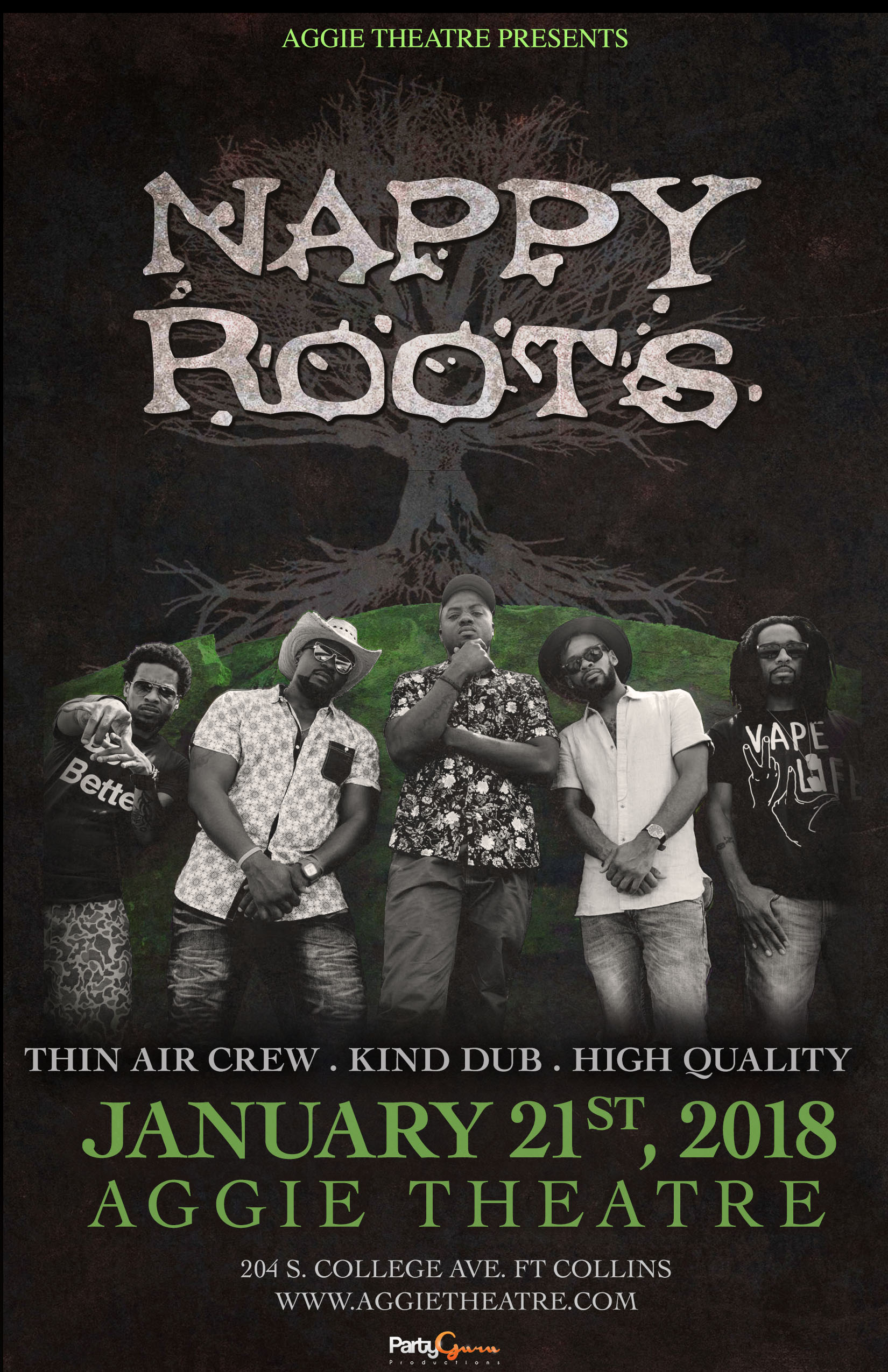 2018-01-21 - Nappy Roots Aggie
